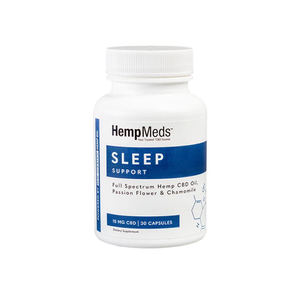 Hemp Meds Sleep Support
