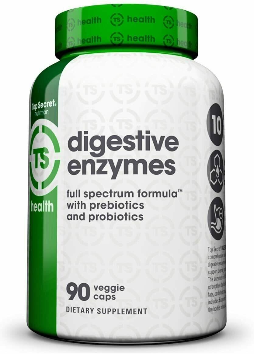 Digestive Enzymes Pre & Probiotics