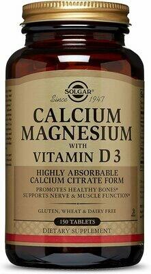 Calcium Magnesium w/D3