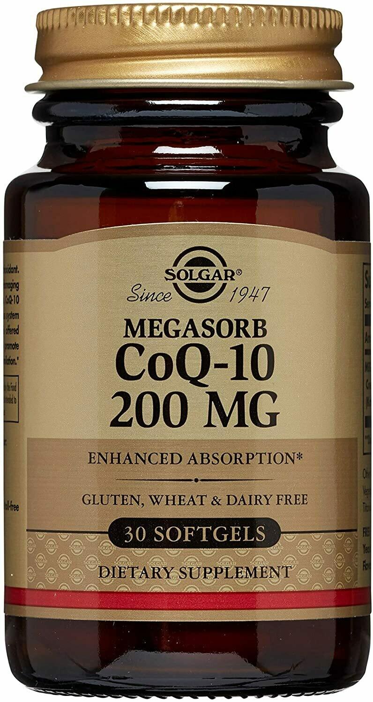 CoQ-10 - 200mg