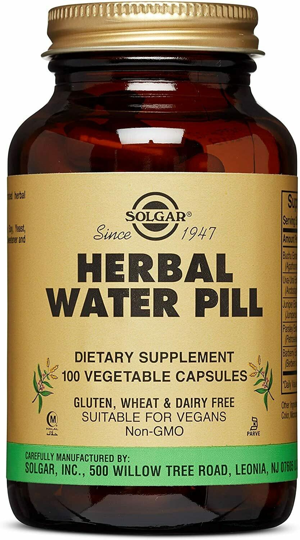 Herbal Water Pill