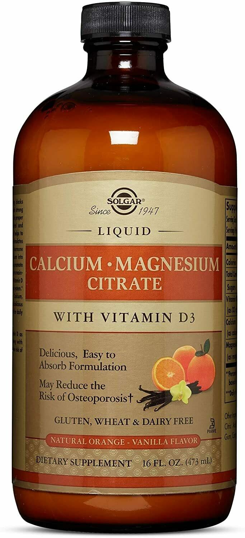 Liquid Calcium/Magnesium