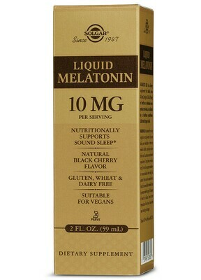 Liquid Melatonin 10mg