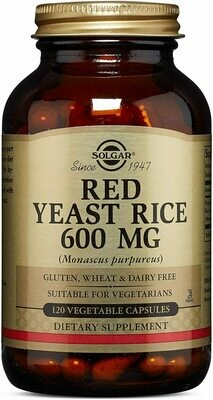 Red Yeast Rice - 600mg