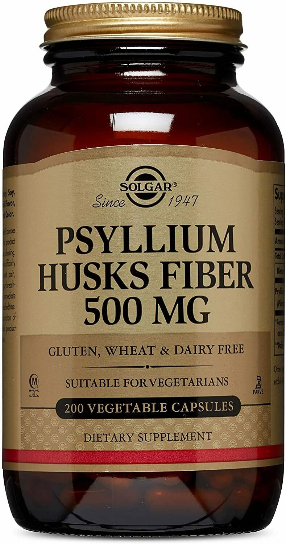 Psyllium Husk _ 500 mg