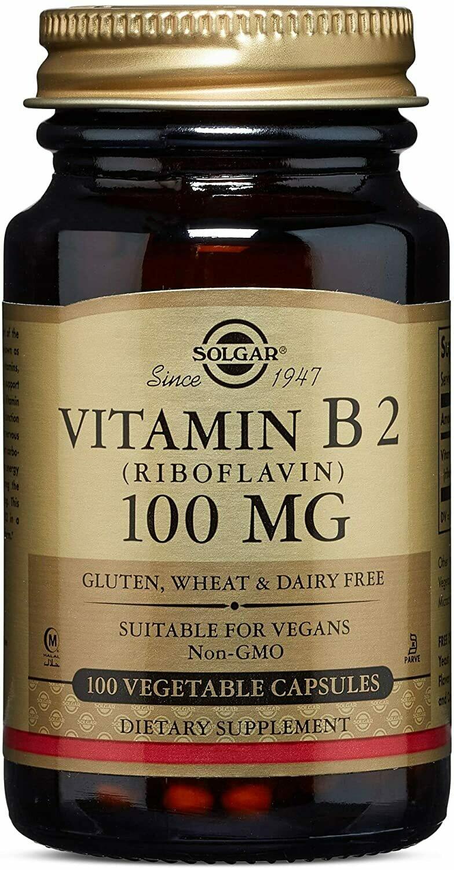 Vitamin B 2 - 100mg