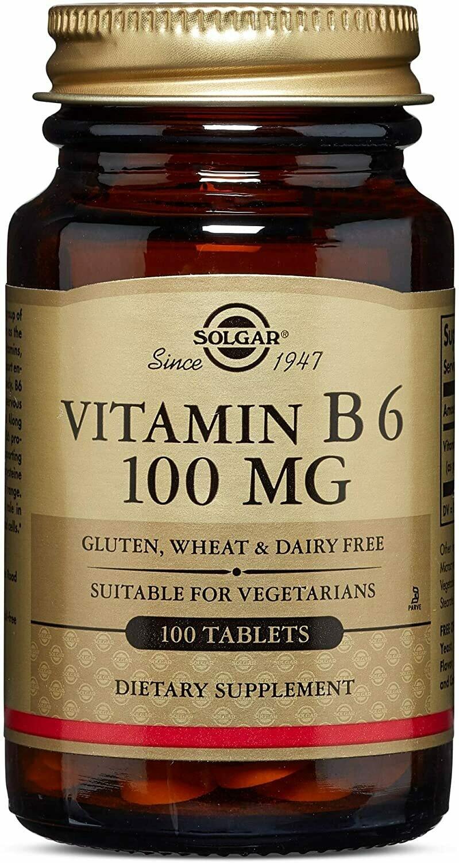 Vitamin B 6 - 100mg