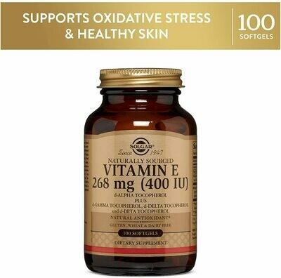 Vitamin E 268mg