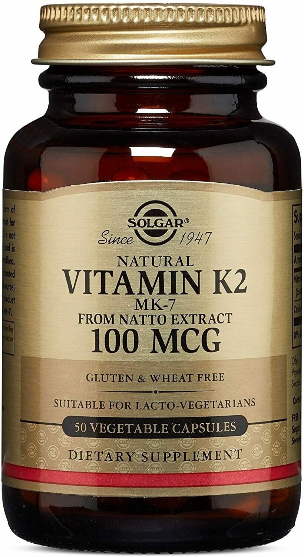 Vitamin K2 100mg