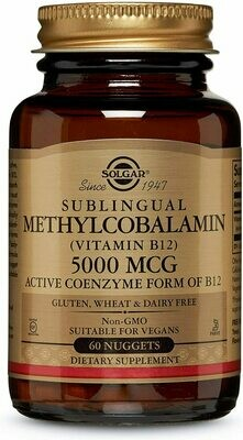 Methylcobalamin 5000mg B12
