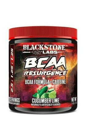BCAA Resurgence + Caffeine