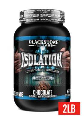 Isolation Whey Isolate 2lb
