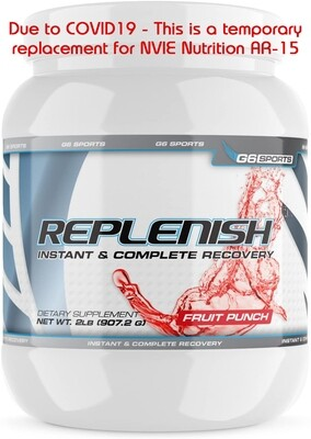 REPLENISH Instant & Complete Recovery