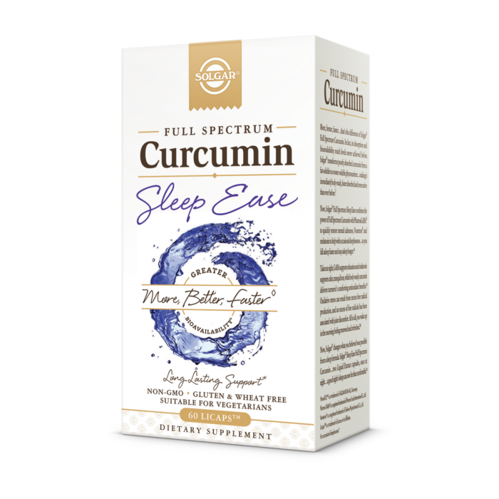 Full Spectrum Curcumim - Sleep Ease