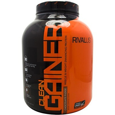 Rivalus Clean Gainer - Chocolate Fudge
