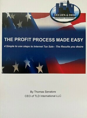 The Profit Process Made Easy