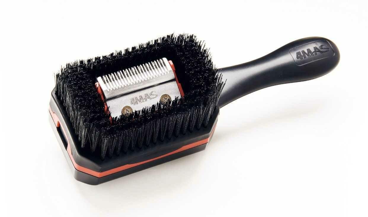 4MAS CutBrush (Black and Red) Model 2