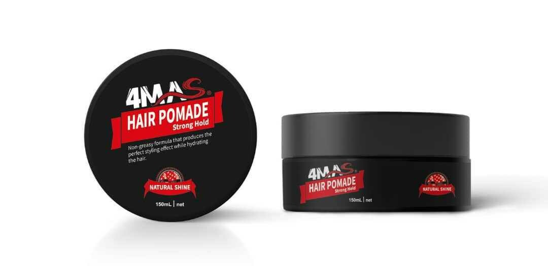 Hair Pomade Strong Hold