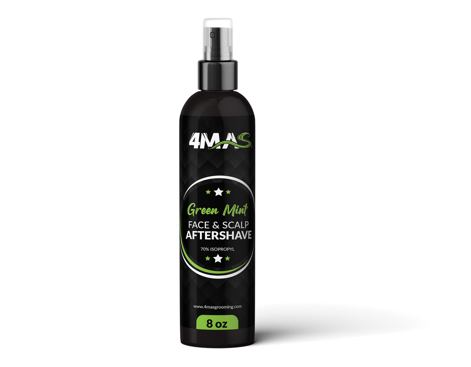 Green Mint Head And Face Aftershave