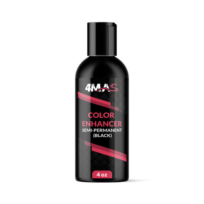 Semi-Permanent Color Enhancer (Black)