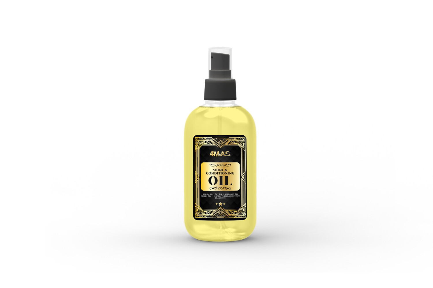 Shine And Conditioning Oil (Club 757)