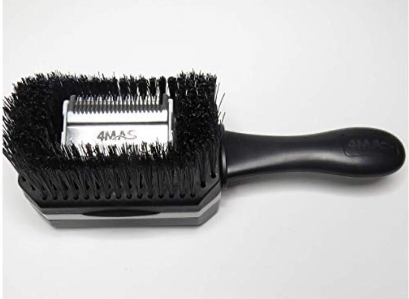 Black and Grey CutBrush (Club 757)