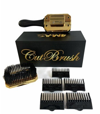 4MAS CutBrush (Black and Gold) Model 2