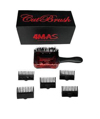 4MAS CutBrush (Black and Red) Mod 3