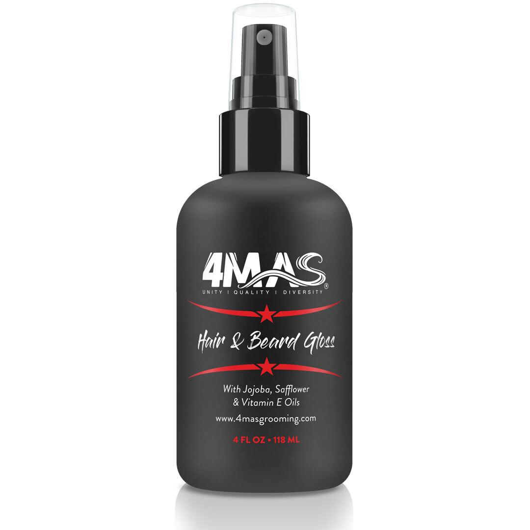 4MAS Hair and Beard Gloss