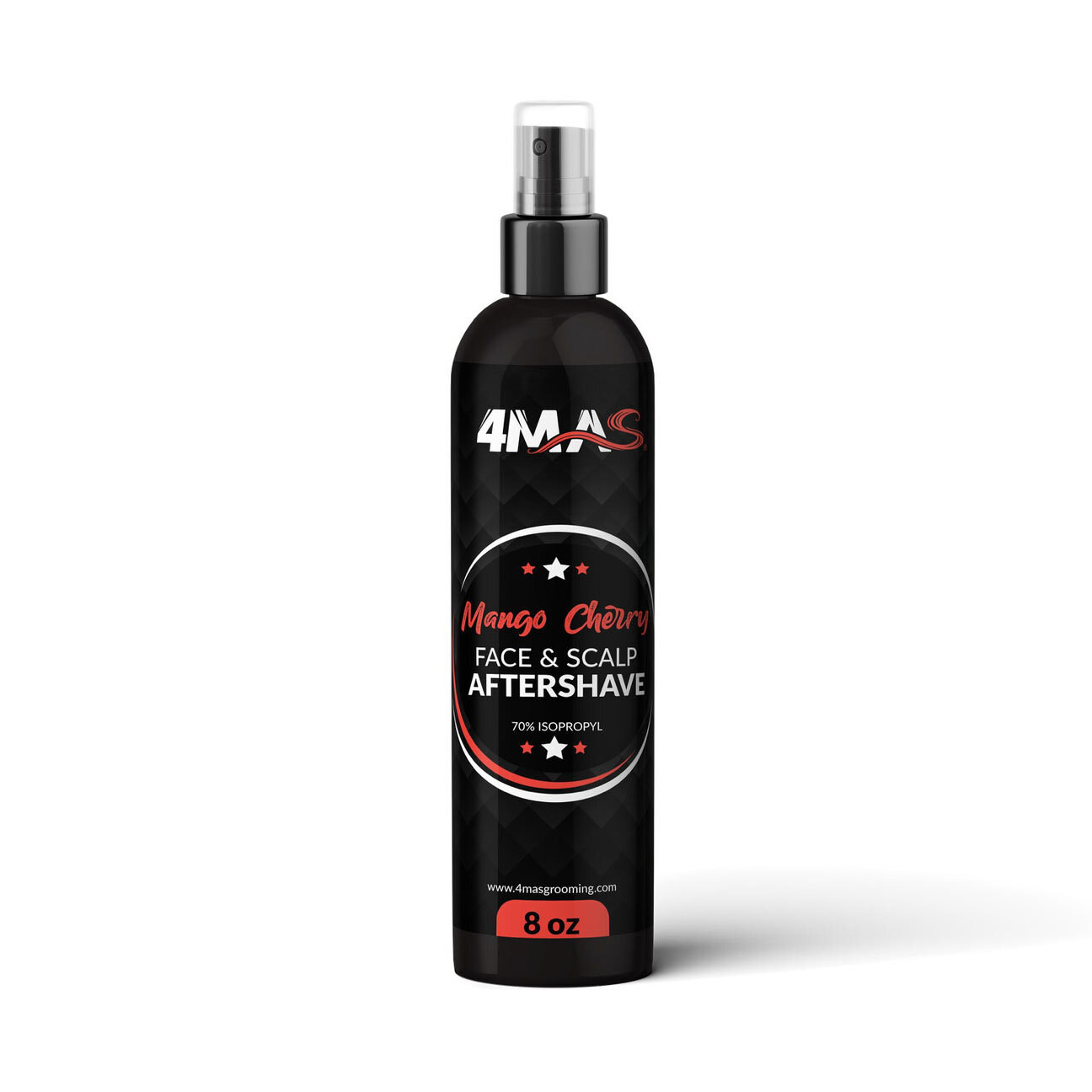 4MAS Mango Cherry Face and Scalp Aftershave 8oz