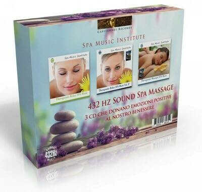 432 Hz Sound Spa Massage Collection