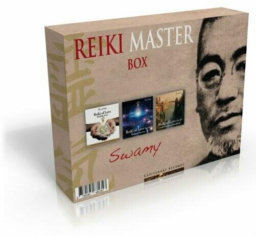 Reiki Master Box - Cofanetto 3 CD