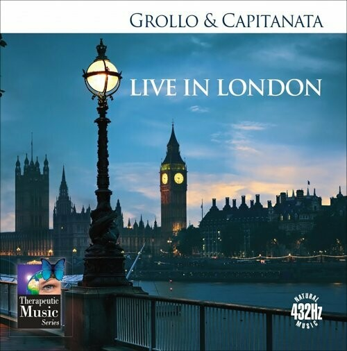 Live in London - Natural 432 Hz Live Concert