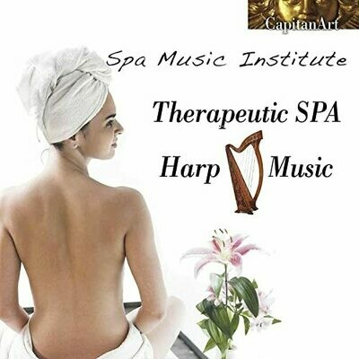 Therapeutic SPA Harp Music