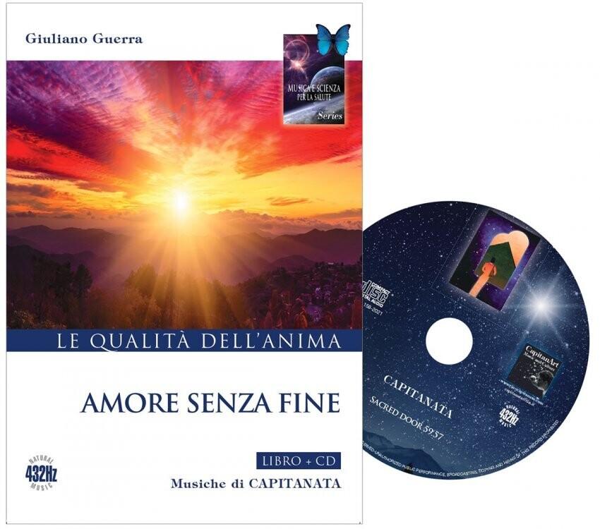 Amore Senza Fine - Le Qualità  dell'Anima CD con Libro