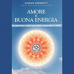 Amore e Buona Energia - Libro + CD