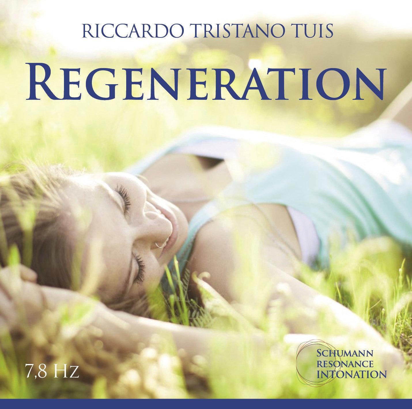 Regeneration - Schumann Resonance Intonation 7,8 Hz