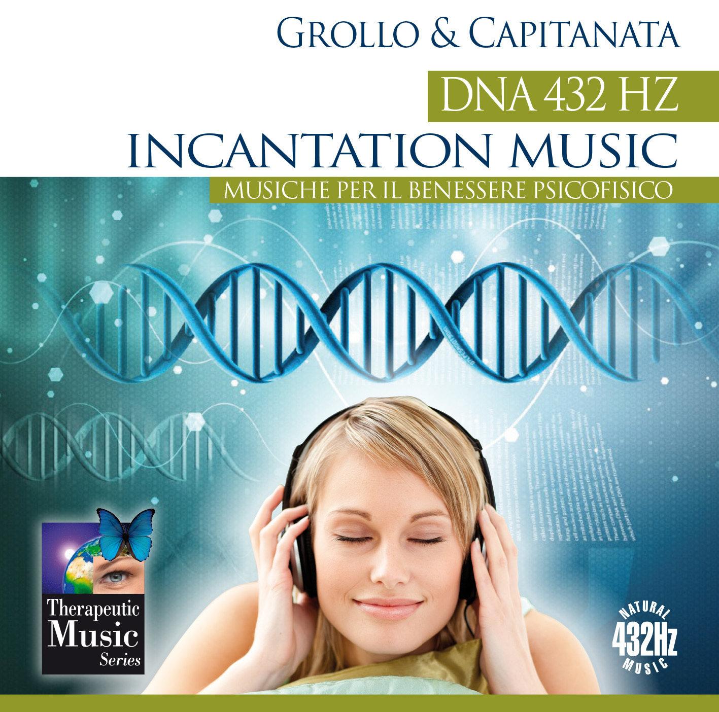 DNA 432 Hz Incantation Music