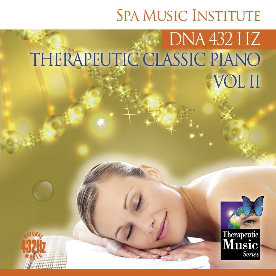 DNA 432 hZ Therapeutic Classic Piano vol. 2