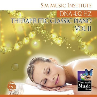 DNA 432 hZ Therapeutic Classic Piano vol. 2