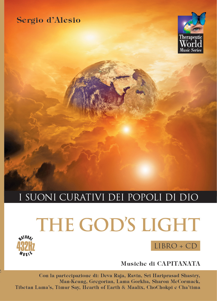 The God's Light - I Suoni Curativi dei Popoli di Dio -  libro+CD