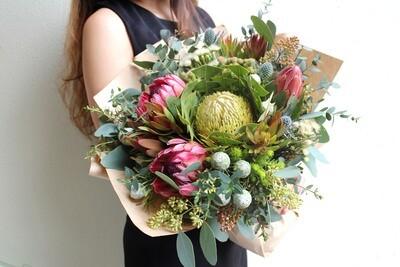Florist's choice WILD BRIGHT