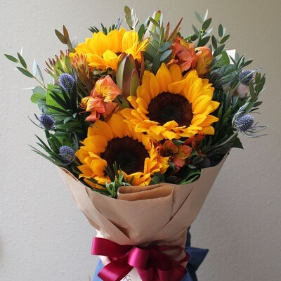 Florist's choice SUMMER CITRUS