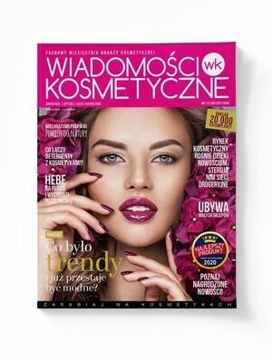 Wiadomości Kosmetyczne Luty 2020