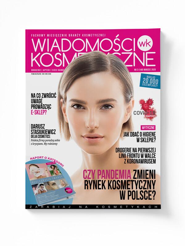 Wiadomości Kosmetyczne Marzec 2020