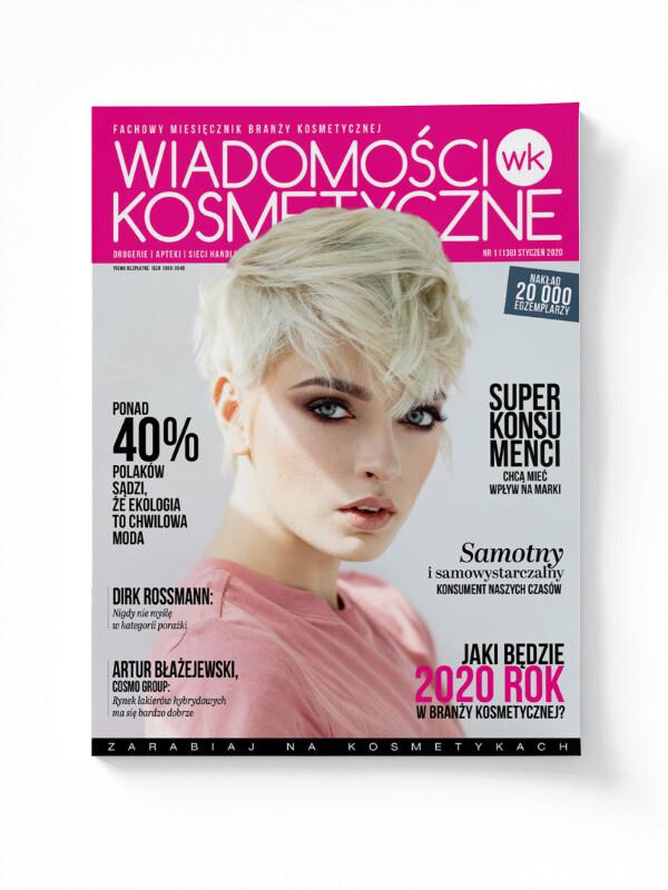Wiadomości Kosmetyczne Styczeń 2020