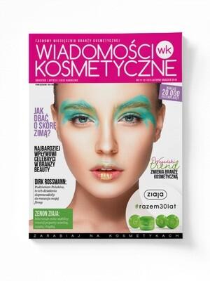 Wiadomości Kosmetyczne Listopad-Grudzień 2019