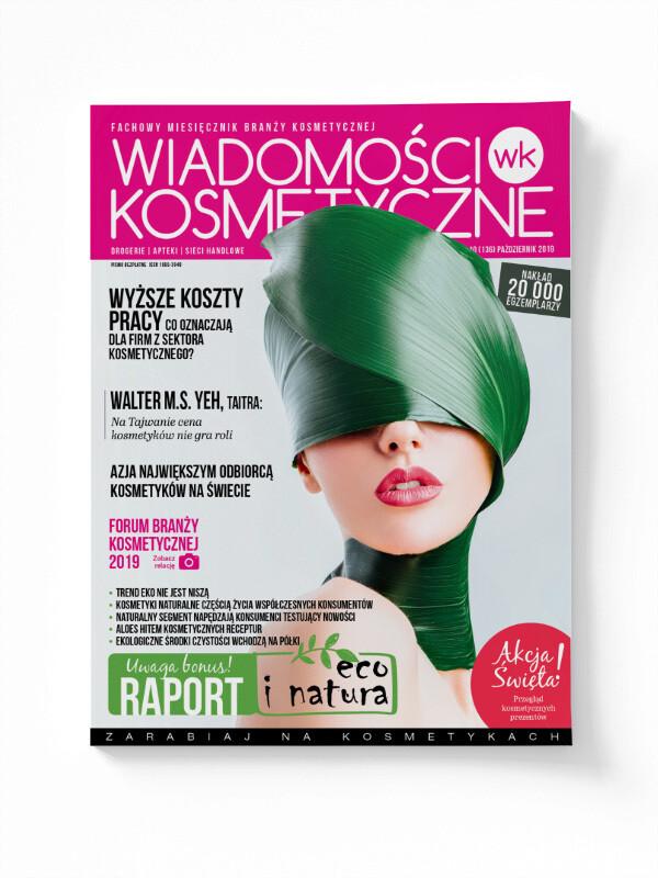 Wiadomości Kosmetyczne Październik 2019