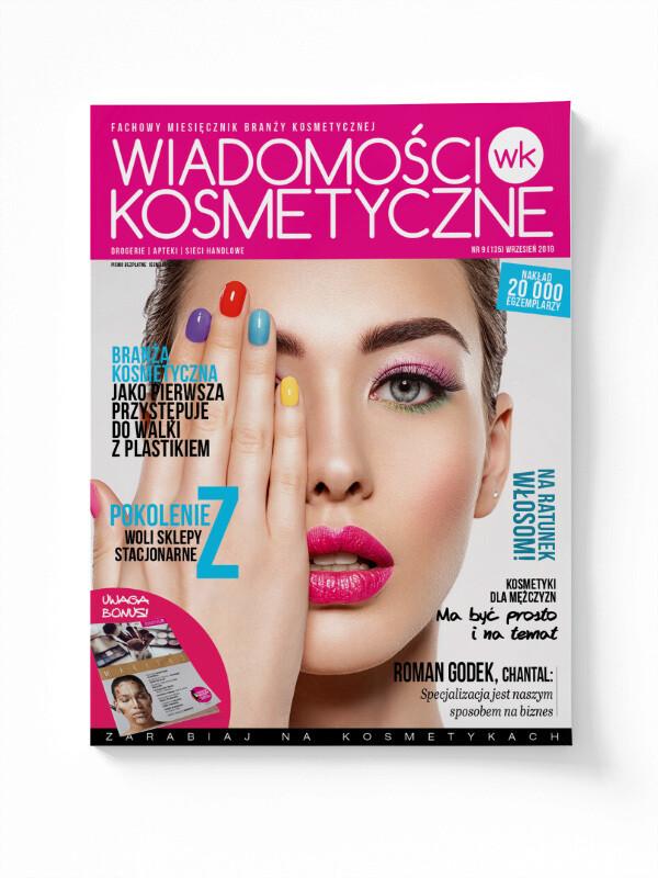 Wiadomości Kosmetyczne Wrzesień 2019