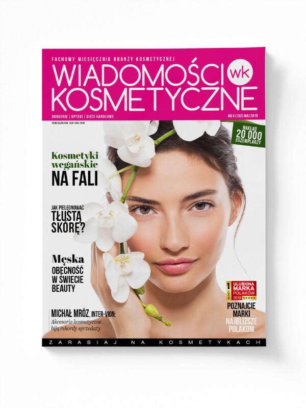 Wiadomości Kosmetyczne Maj 2019